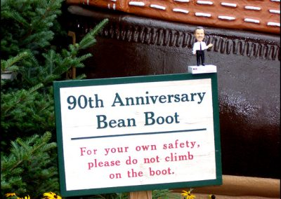 Freeport, Maine - L.L. Bean Headquarters